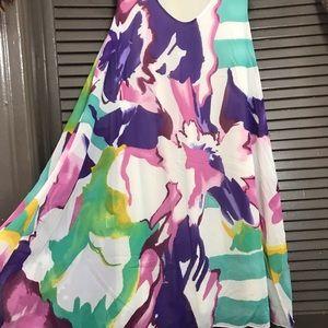 Lbisse Dresses - Lbisse swing dress size XL (fits M) Boutique
